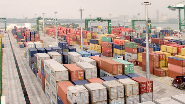 Terminal de contenedores en la Zona Especial de Desarrollo Mariel. (zedmariel.com)