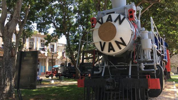 Tren Van Van