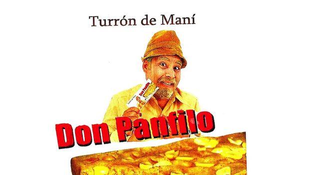 Turrón Don Pánfilo.