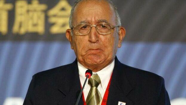 Ulises Rosales del Toro en 2009, cuando fue elegido vicepresidente del Consejo de Ministros. (EFE)