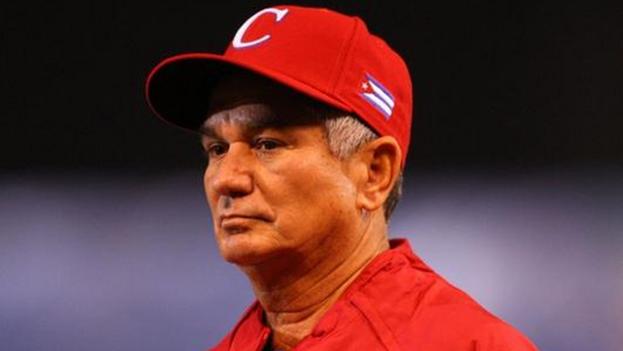 Vélez presidía la Federación Cubana de Beisbol desde junio de 2008. (JIT)
