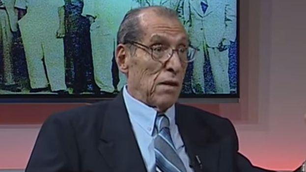 Venancio Arsenio García Dávila, expedicionario del Granma. (CC)