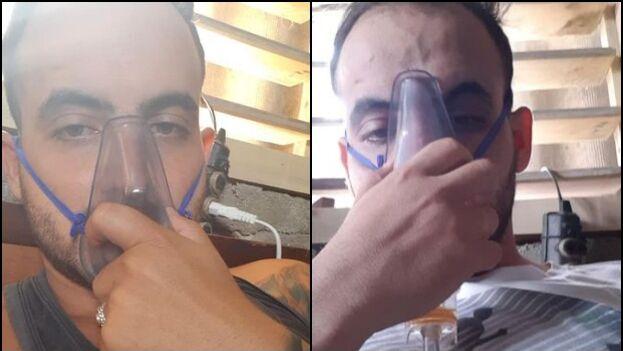 """""""Vi la cara oscura del oportunista inhumano que me pidió 25.000 pesos por un tratamiento de Rocephin"""", denuncia el doctor Pupo. (Collage)"""