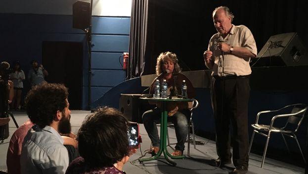 Werner Herzog en la Cinemateca de Cuba este sábado