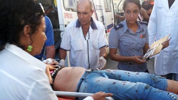 Los accidentes de tránsito son la quinta causa de muerte en Cuba. (Escambray)