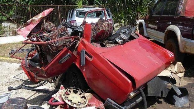 Los accidentes de tránsito son la quinta causa de muerte en Cuba. (Invasor)
