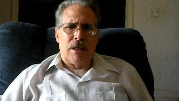 El activista cubano Ricardo Bofill. (Youtube)