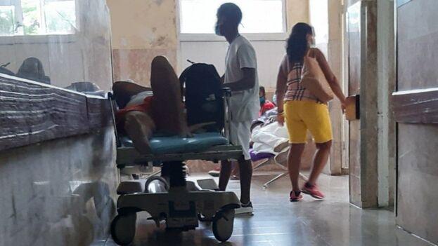 El país acumula 564.011 positivos al SARS-Cov-2 desde el comienzo de la pandemia en marzo del año pasado. (14ymedio)