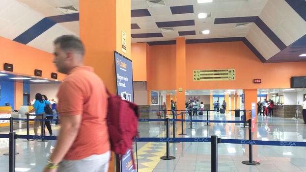 El aeropuerto de La Habana. (14ymedio)