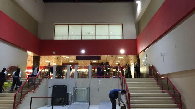 La terminal 3 del aeropuerto José Martí de La Habana.
