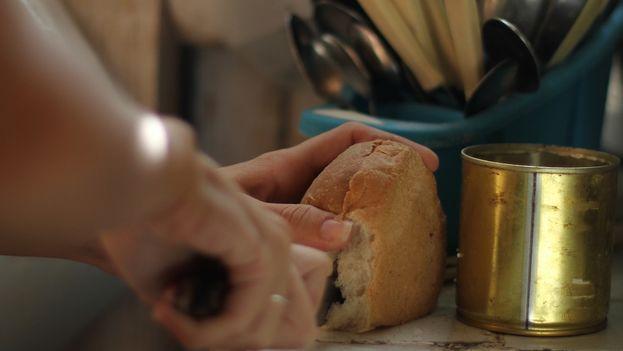 Un trozo de pan. (14ymedio)