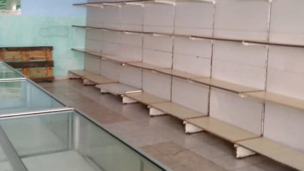 En 2014, en la capital de la provincia arrancaron comercios estatales que vendían en moneda nacional muchos productos que se volvieron imprescindible en la vida del santiaguero, como embutidos, cárnicos, pastas, pulpas de frutas, vegetales y galletas, dulces o saladas. (14ymedio)