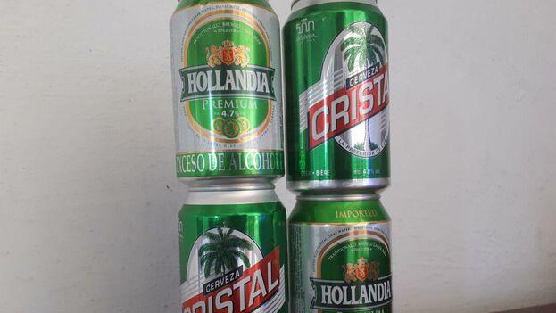 En los últimos meses las autoridades han tenido que importar mayores volúmenes de cerveza para poder cubrir la demanda. (14ymedio)