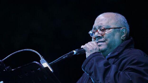 El cantante de 78 años dejó claro que seguirá expresando sus opiniones mientras su salud se lo permita. (EFE)