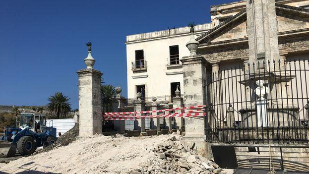 La capital cubana se ha quedado sin uno de sus símbolos. (14ymedio)