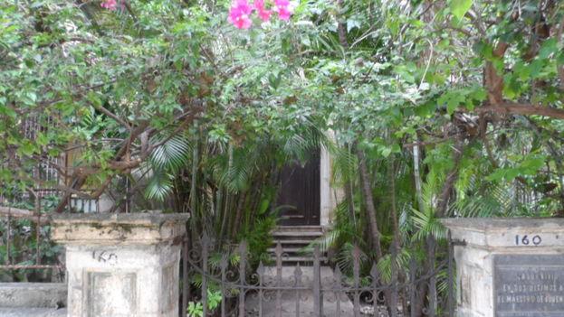 La casa de Enrique José Varona en El Vedado. (14ymedio)