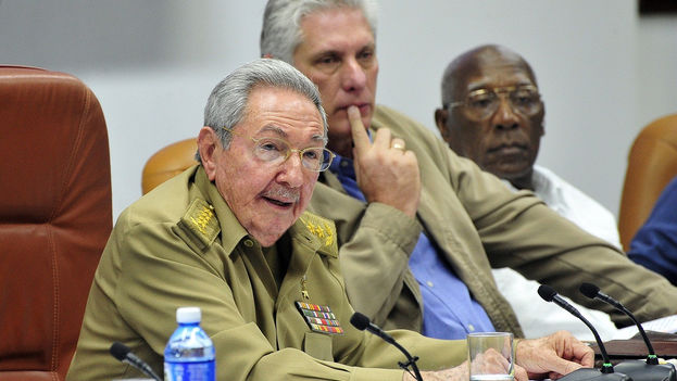 El pleno celebrado en días pasados es el último que se realiza antes de que el próximo 19 de abril sea nombrado el nuevo presidente del Consejo de Estado. (Juventud Rebelde)