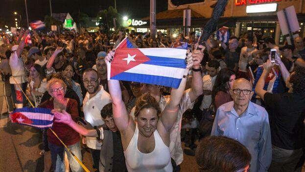 Una de las cosas en las que coincidimos todos es que el sistema regente en Cuba no funciona y debe cambiar, asegura el autor. (EFE)