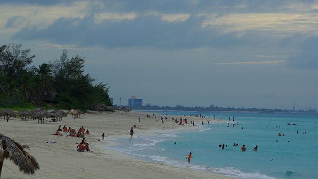 La competencia en la región es dura. Dominicana y Cancún son algunas de las plazas turísticas que hacen sombra a Cuba. (I. Merodio)