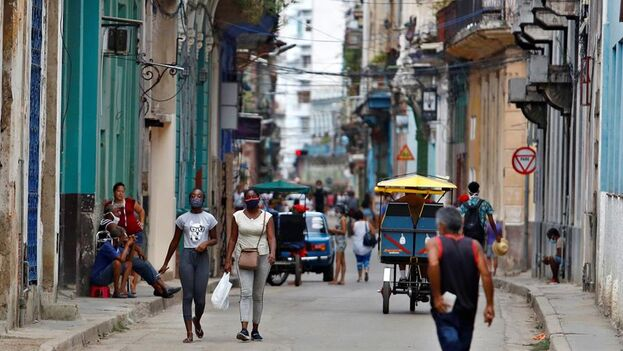 La cifra de hoy supera a los 201 confirmados la víspera y es la segunda más alta registrada en el país caribeño, solo precedida por los 316 casos notificados el 4 de enero pasado. (EFE/Yander Zamora/Archivo)