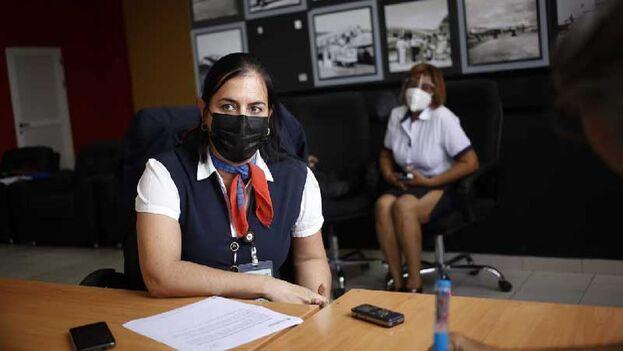 Las responsables de Cubana de Aviación explicaron a la prensa oficial que han reclamado a la IATA por la medida. (ACN)
