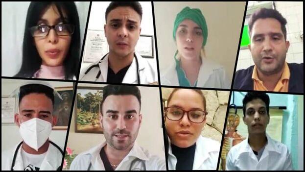 """Los médicos también han denunciado las malas condiciones de trabajo y """"el maltrato de la jefatura"""" que sufren cada día. (Collage)"""