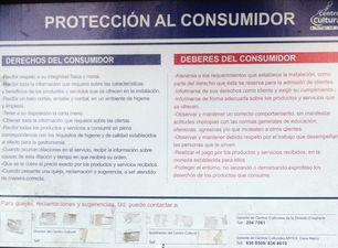 Los derechos y deberes del consumidor a menudo están sujetos a un criterio arbitrario. (14ymedio)