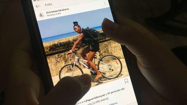 El pasado 6 de diciembre la Empresa de Telecomunicaciones de Cuba habilitó la navegación web desde los celulares. (14ymedio)