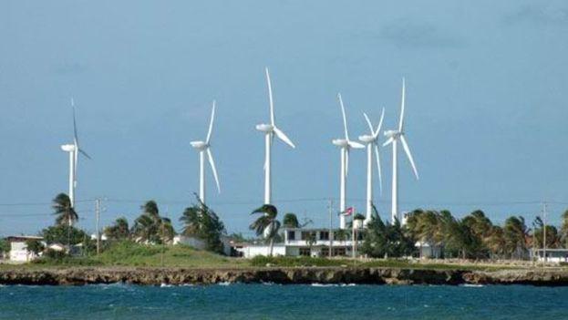 Según datos oficiales difundidos en diciembre de 2017, las renovables aportan solo 87,5 megavatios al sistema eléctrico nacional. (Escambray)
