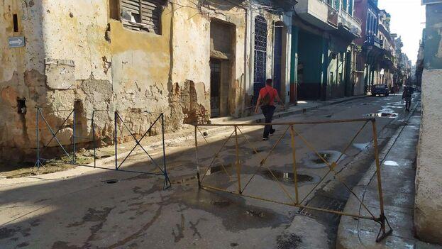 """En la capital cubana existen actualmente 131 controles de focos """"con medidas de refuerzo, y se les da seguimiento"""". (14ymedio)"""