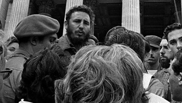 Fidel Castro vuelve a la Universidad de La Habana con una cátedra honorífica a su nombre. (Archivo)