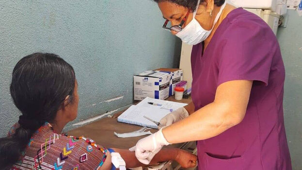 El acuerdo, que ha funcionado desde 1998, expira a finales de este año. (Misión Médica Cubana en Guatemala/Facebook)
