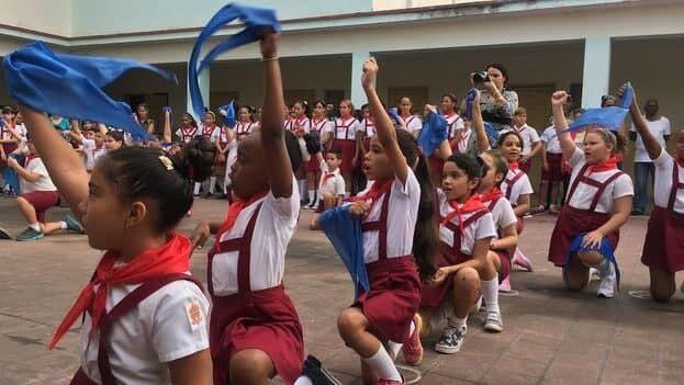En 1960 Se implantó en Cuba el control y unificación de los textos de la enseñanza, un apretón de tuerca sobre el proceso pedagógico. (14ymedio)