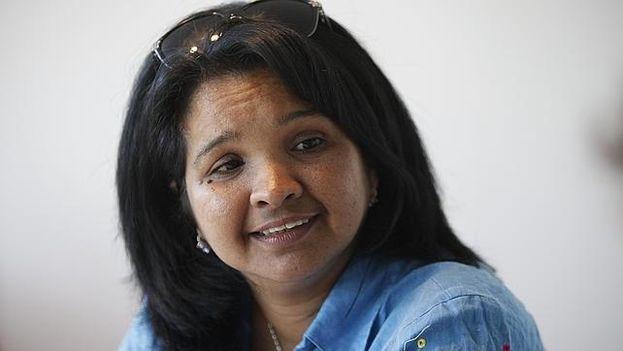 La economista independiente Karina Gálvez, editora de la revista Convivencia. (Cortesía)