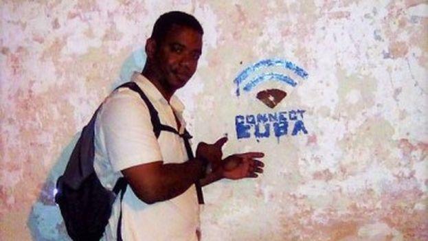 El periodista independiente Serafín Morán Santiago. (Cubanet)