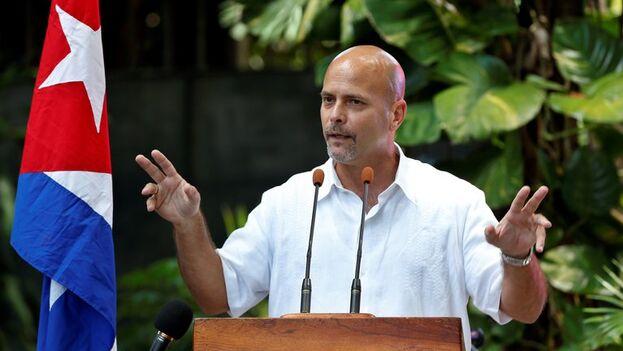 El ex agente de la inteligencia cubana Gerardo Hernández (EFE/Ernesto Mastrascusa)