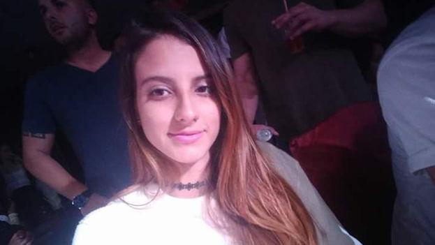 """la estudiante de Periodismo de 18 años, Karla Pérez González, fue expulsada este jueves de la Universidad Marta Abreu de Santa Clara por """"motivos políticos"""". (Cortesía)"""