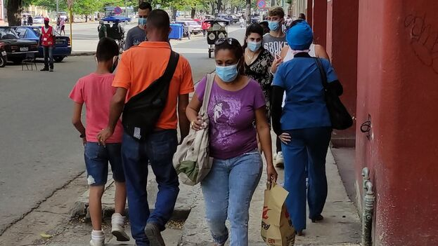 Desde la llegada de la enfermedad, en marzo de 2019, Cuba acumula 59.175 positivos y 361 muertes. (14ymedio)