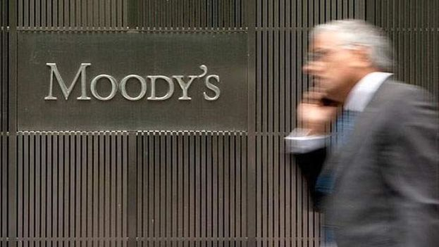 magen referencial de la marca Moodys. (Twitter)