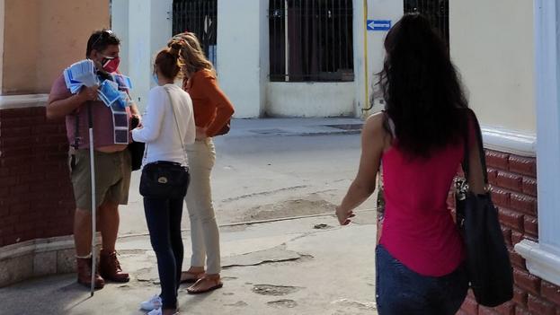 Se estudia la metodología del Observatorio, según informó la Federación de Mujeres Cubanas. (14ymedio)