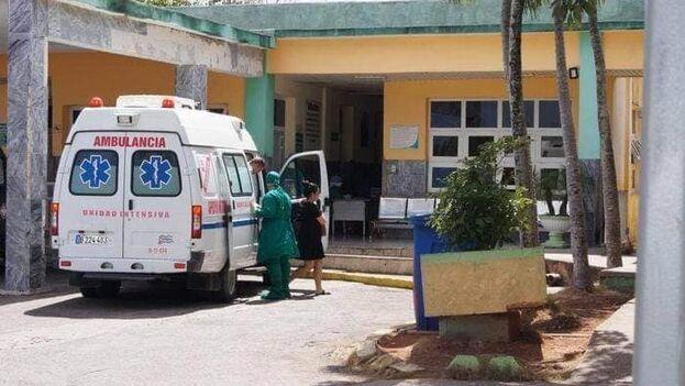En los últimos días, se han multiplicado las quejas por parte de los sanitarios que trabajan en hospitales de Matanzas. (Facebook/Pedro Betancourt)