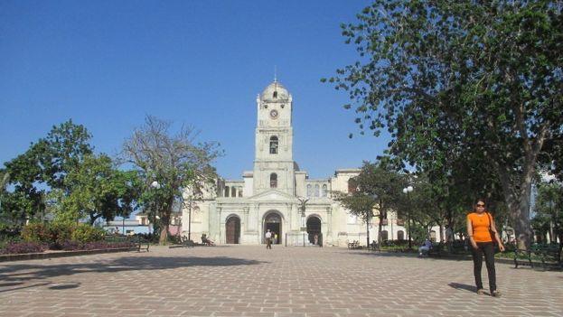 El parque San José en Holguín. (14ymedio)