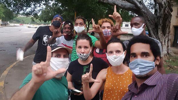 """Las penalizaciones por el delito de """"propagación de epidemias"""" se han aplicado contra activistas y reporteros, advierte la organización. (Luis Manuel Otero Alcántara/Facebook)"""