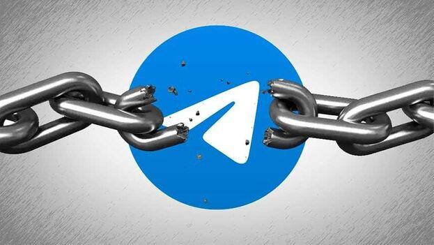 La plataforma de Telegram confirmó a través de su cuenta de Twitter que los usuarios cubanos habían reportado problemas de conexión que les impedían usar la herramienta con normalidad.