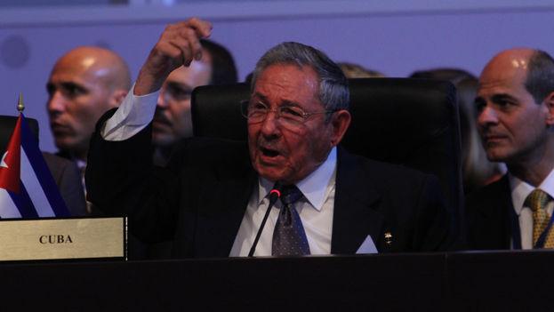 El presidente cubano Raúl Castro. (Flickr/Cumbre de las Américas)