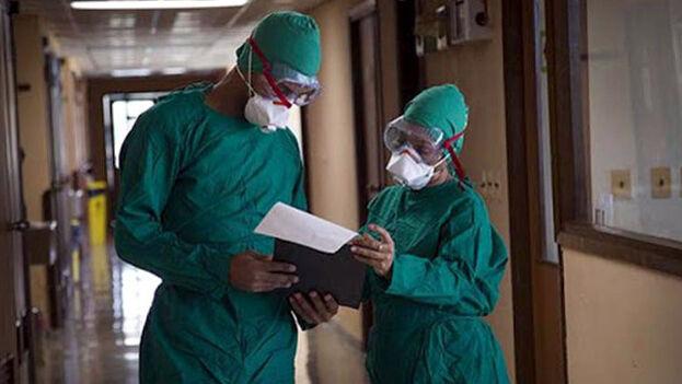 Los cuatro primeros casos de Covid-19 en Cuba son importados. (5 de Septiembre)