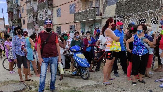 La producción crecerá en Cuba solo un 2,7%, muy por debajo de las previsiones oficiales del 6 al 7%. (14ymedio)