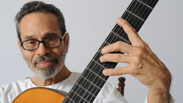 El músico y productor cubano Leo Brower. (CC)