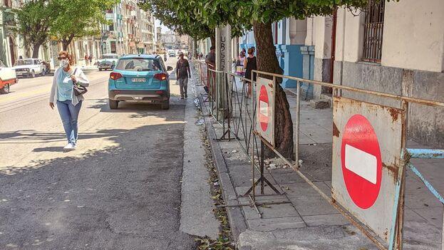 Por provincias, La Habana volvió a registrar más de la mitad de los contagios de la jornada con 584. (14ymedio)