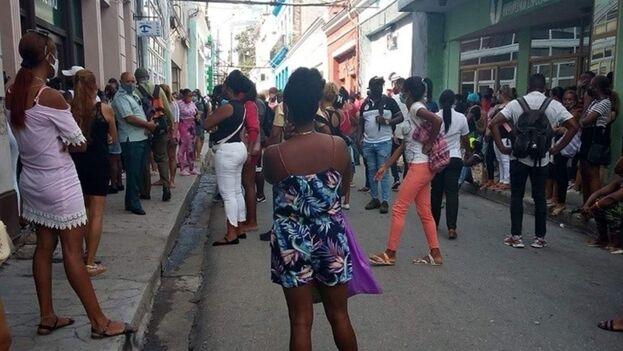 El territorio ya vivía otras restricciones anunciadas en julio, cuando se decretó la transmisión comunitaria. (El Chago-Santiago de Cuba/Facebook)